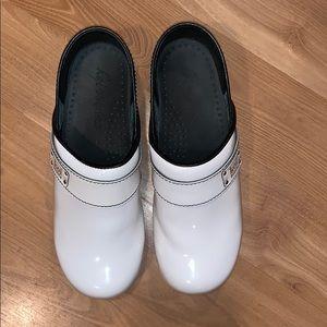 Koi Sanita nursing shoes white size 38/8